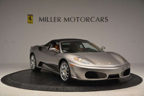 Used 2005 Ferrari F430 Spider 6-Speed Manual for sale Sold at Aston Martin of Greenwich in Greenwich CT 06830 23