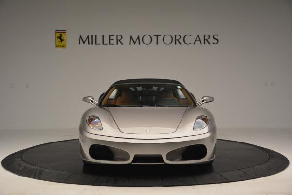 Used 2005 Ferrari F430 Spider 6-Speed Manual for sale Sold at Aston Martin of Greenwich in Greenwich CT 06830 24