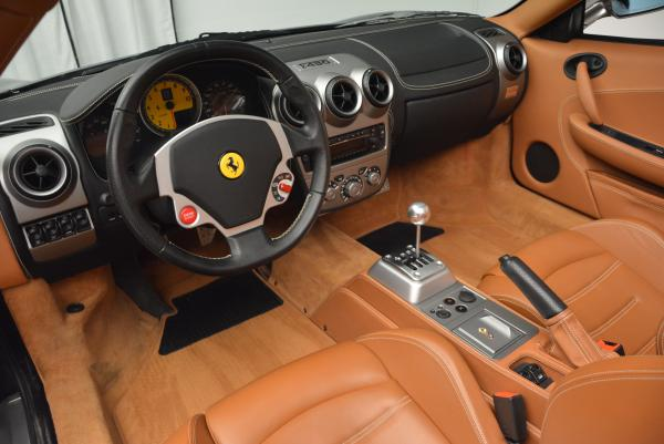 Used 2005 Ferrari F430 Spider 6-Speed Manual for sale Sold at Aston Martin of Greenwich in Greenwich CT 06830 25