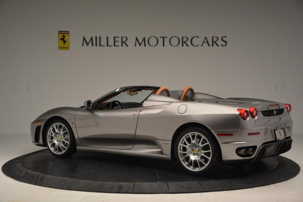 Used 2005 Ferrari F430 Spider 6-Speed Manual for sale Sold at Aston Martin of Greenwich in Greenwich CT 06830 4
