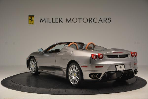 Used 2005 Ferrari F430 Spider 6-Speed Manual for sale Sold at Aston Martin of Greenwich in Greenwich CT 06830 5