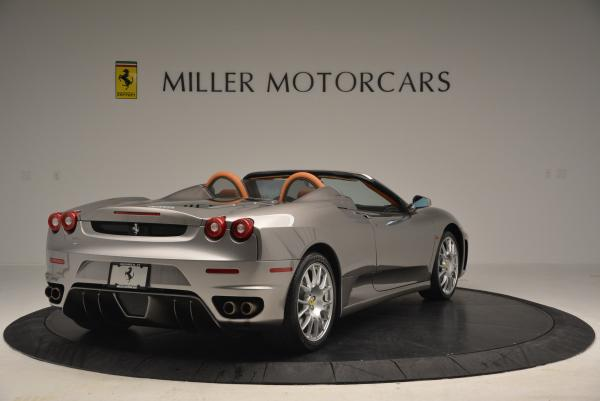 Used 2005 Ferrari F430 Spider 6-Speed Manual for sale Sold at Aston Martin of Greenwich in Greenwich CT 06830 7