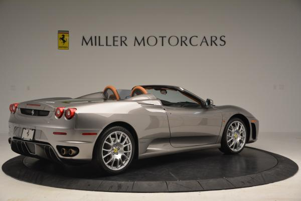 Used 2005 Ferrari F430 Spider 6-Speed Manual for sale Sold at Aston Martin of Greenwich in Greenwich CT 06830 8