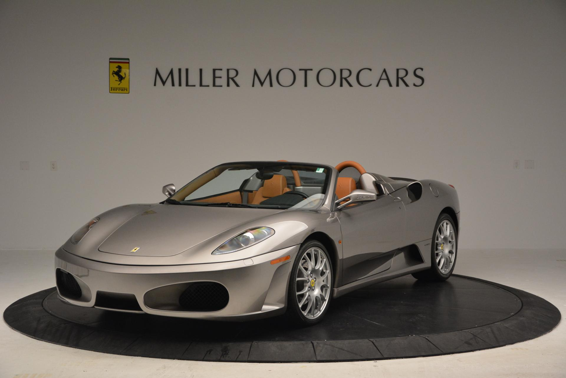 Used 2005 Ferrari F430 Spider 6-Speed Manual for sale Sold at Aston Martin of Greenwich in Greenwich CT 06830 1