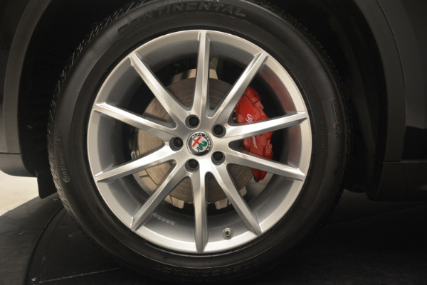 New 2018 Alfa Romeo Stelvio Ti Q4 for sale Sold at Aston Martin of Greenwich in Greenwich CT 06830 26