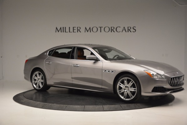 New 2017 Maserati Quattroporte S Q4 GranLusso for sale Sold at Aston Martin of Greenwich in Greenwich CT 06830 10