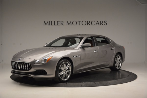 New 2017 Maserati Quattroporte S Q4 GranLusso for sale Sold at Aston Martin of Greenwich in Greenwich CT 06830 2