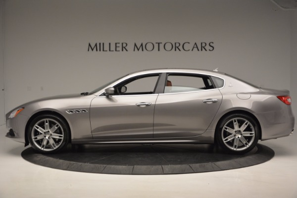 New 2017 Maserati Quattroporte S Q4 GranLusso for sale Sold at Aston Martin of Greenwich in Greenwich CT 06830 3