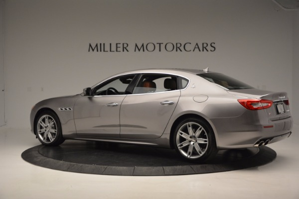 New 2017 Maserati Quattroporte S Q4 GranLusso for sale Sold at Aston Martin of Greenwich in Greenwich CT 06830 4