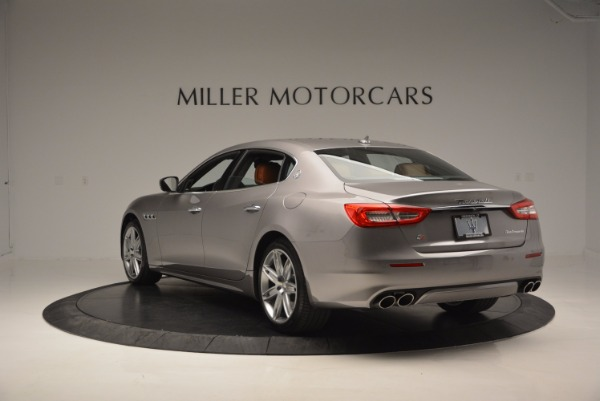 New 2017 Maserati Quattroporte S Q4 GranLusso for sale Sold at Aston Martin of Greenwich in Greenwich CT 06830 5