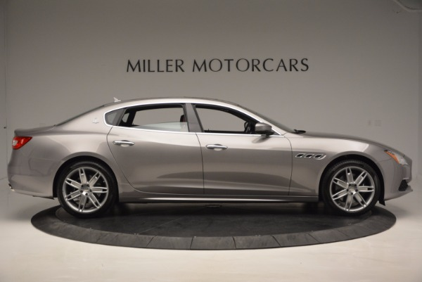 New 2017 Maserati Quattroporte S Q4 GranLusso for sale Sold at Aston Martin of Greenwich in Greenwich CT 06830 9