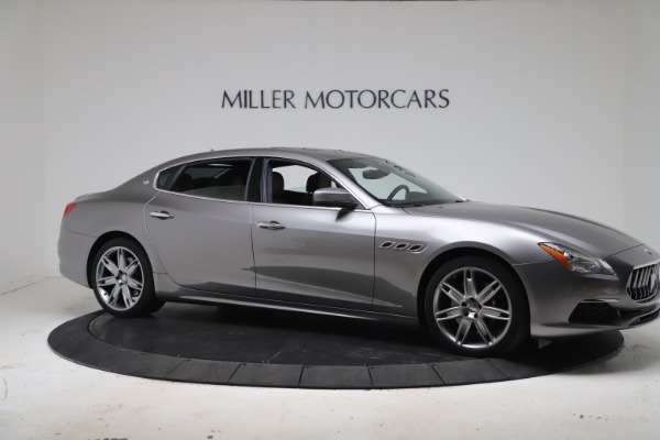 New 2017 Maserati Quattroporte SQ4 GranLusso/ Zegna for sale Sold at Aston Martin of Greenwich in Greenwich CT 06830 10