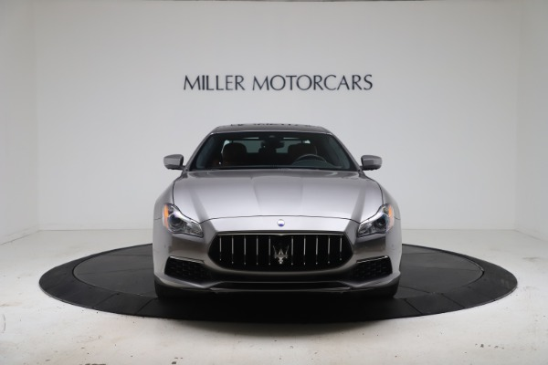 New 2017 Maserati Quattroporte SQ4 GranLusso/ Zegna for sale Sold at Aston Martin of Greenwich in Greenwich CT 06830 12
