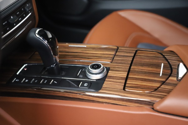 New 2017 Maserati Quattroporte SQ4 GranLusso/ Zegna for sale Sold at Aston Martin of Greenwich in Greenwich CT 06830 16