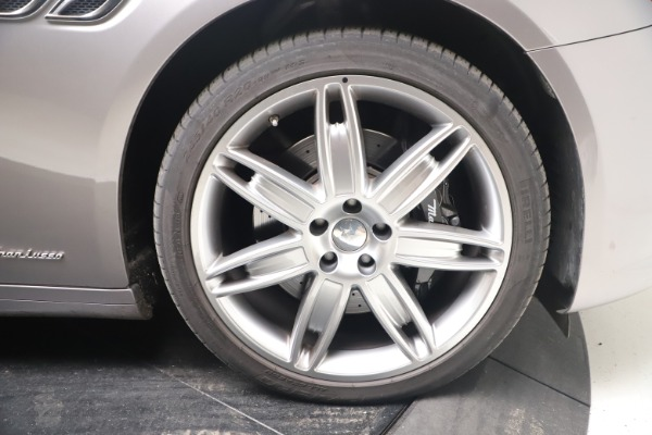 New 2017 Maserati Quattroporte SQ4 GranLusso/ Zegna for sale Sold at Aston Martin of Greenwich in Greenwich CT 06830 25