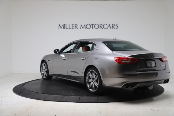 New 2017 Maserati Quattroporte SQ4 GranLusso/ Zegna for sale Sold at Aston Martin of Greenwich in Greenwich CT 06830 5