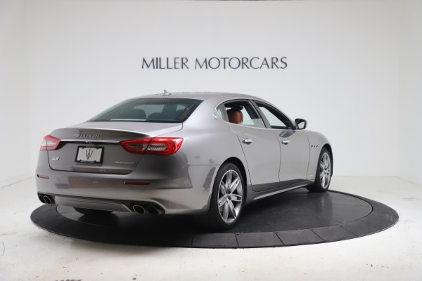 New 2017 Maserati Quattroporte SQ4 GranLusso/ Zegna for sale Sold at Aston Martin of Greenwich in Greenwich CT 06830 7