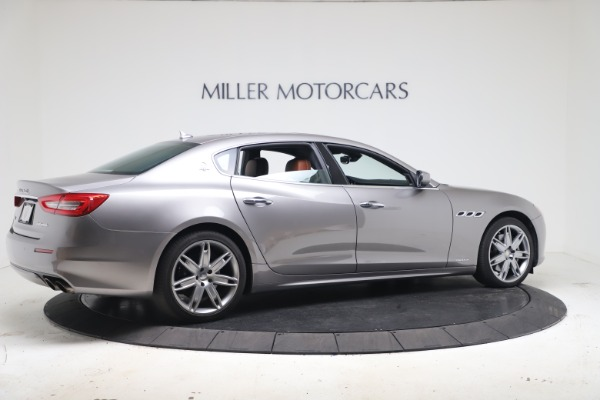 New 2017 Maserati Quattroporte SQ4 GranLusso/ Zegna for sale Sold at Aston Martin of Greenwich in Greenwich CT 06830 8
