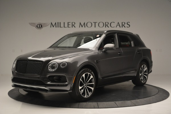 Used 2018 Bentley Bentayga W12 Signature for sale Sold at Aston Martin of Greenwich in Greenwich CT 06830 2