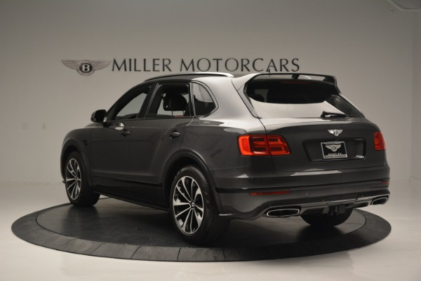 Used 2018 Bentley Bentayga W12 Signature for sale Sold at Aston Martin of Greenwich in Greenwich CT 06830 5
