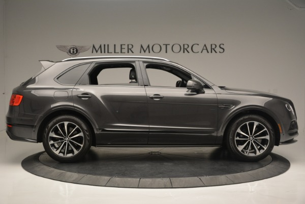 Used 2018 Bentley Bentayga W12 Signature for sale Sold at Aston Martin of Greenwich in Greenwich CT 06830 9