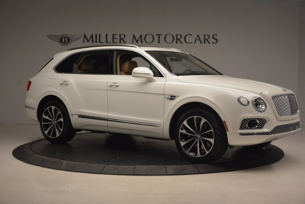New 2018 Bentley Bentayga W12 Signature for sale Sold at Aston Martin of Greenwich in Greenwich CT 06830 10