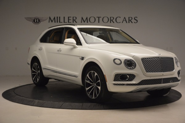 New 2018 Bentley Bentayga W12 Signature for sale Sold at Aston Martin of Greenwich in Greenwich CT 06830 11