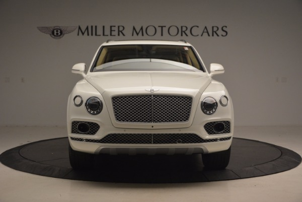 New 2018 Bentley Bentayga W12 Signature for sale Sold at Aston Martin of Greenwich in Greenwich CT 06830 12