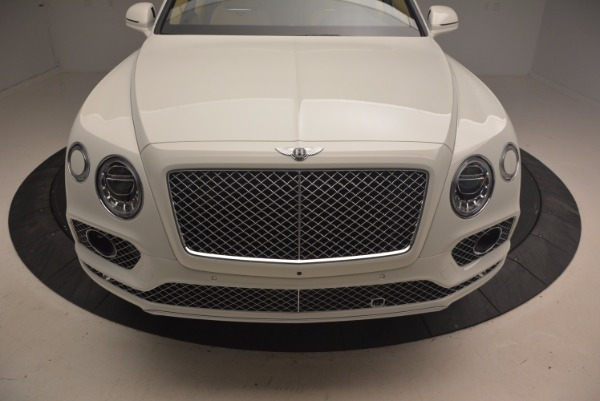 New 2018 Bentley Bentayga W12 Signature for sale Sold at Aston Martin of Greenwich in Greenwich CT 06830 13