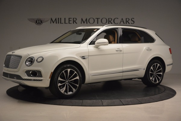 New 2018 Bentley Bentayga W12 Signature for sale Sold at Aston Martin of Greenwich in Greenwich CT 06830 2