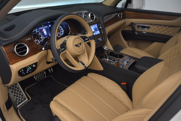 New 2018 Bentley Bentayga W12 Signature for sale Sold at Aston Martin of Greenwich in Greenwich CT 06830 20