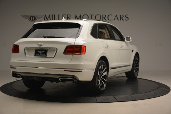 New 2018 Bentley Bentayga W12 Signature for sale Sold at Aston Martin of Greenwich in Greenwich CT 06830 7