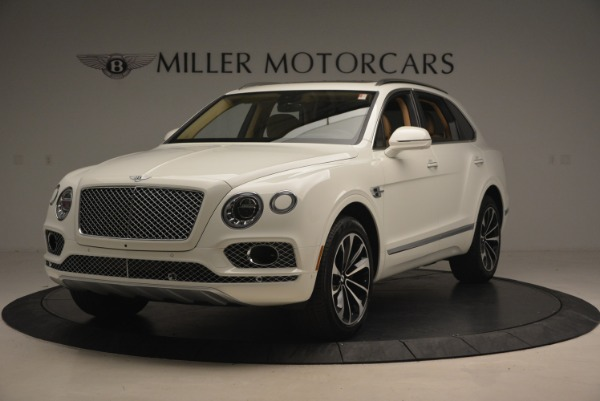 New 2018 Bentley Bentayga W12 Signature for sale Sold at Aston Martin of Greenwich in Greenwich CT 06830 1