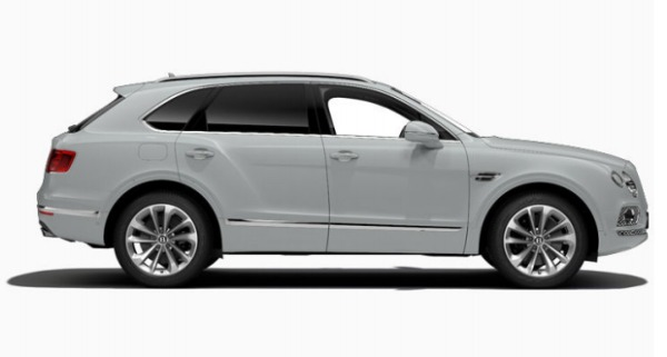 Used 2017 Bentley Bentayga for sale Sold at Aston Martin of Greenwich in Greenwich CT 06830 3