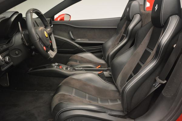 Used 2013 Ferrari 458 Spider for sale Sold at Aston Martin of Greenwich in Greenwich CT 06830 26