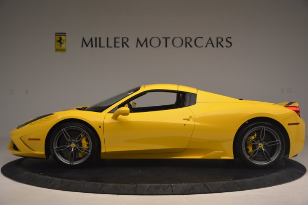 Used 2015 Ferrari 458 Speciale Aperta for sale Sold at Aston Martin of Greenwich in Greenwich CT 06830 15