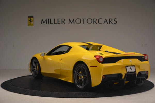 Used 2015 Ferrari 458 Speciale Aperta for sale Sold at Aston Martin of Greenwich in Greenwich CT 06830 17