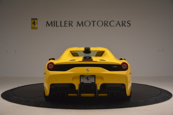 Used 2015 Ferrari 458 Speciale Aperta for sale Sold at Aston Martin of Greenwich in Greenwich CT 06830 18