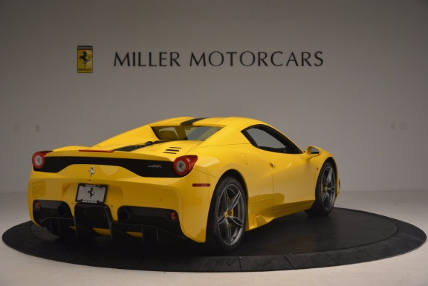 Used 2015 Ferrari 458 Speciale Aperta for sale Sold at Aston Martin of Greenwich in Greenwich CT 06830 19