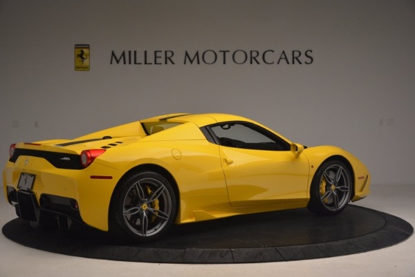 Used 2015 Ferrari 458 Speciale Aperta for sale Sold at Aston Martin of Greenwich in Greenwich CT 06830 20