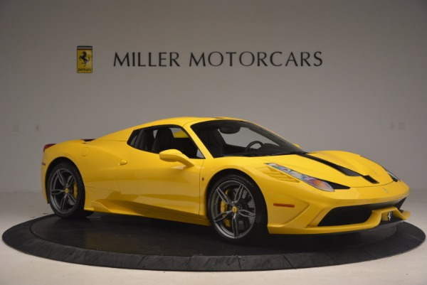 Used 2015 Ferrari 458 Speciale Aperta for sale Sold at Aston Martin of Greenwich in Greenwich CT 06830 22