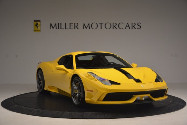 Used 2015 Ferrari 458 Speciale Aperta for sale Sold at Aston Martin of Greenwich in Greenwich CT 06830 23