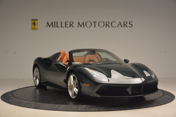 Used 2016 Ferrari 488 Spider for sale Sold at Aston Martin of Greenwich in Greenwich CT 06830 11