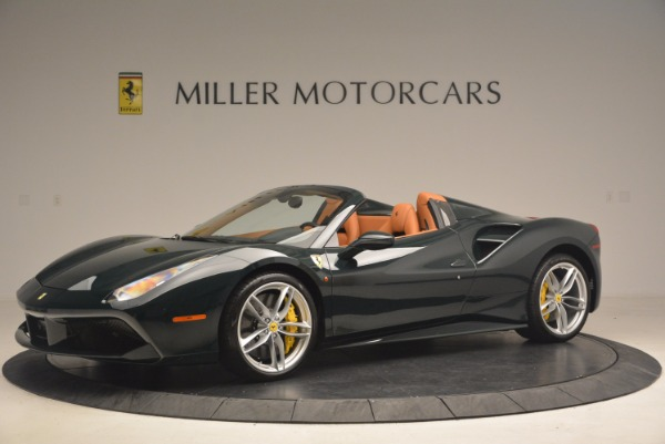 Used 2016 Ferrari 488 Spider for sale Sold at Aston Martin of Greenwich in Greenwich CT 06830 2
