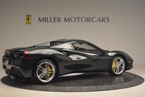 Used 2016 Ferrari 488 Spider for sale Sold at Aston Martin of Greenwich in Greenwich CT 06830 20