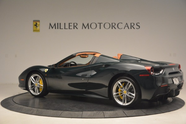 Used 2016 Ferrari 488 Spider for sale Sold at Aston Martin of Greenwich in Greenwich CT 06830 4