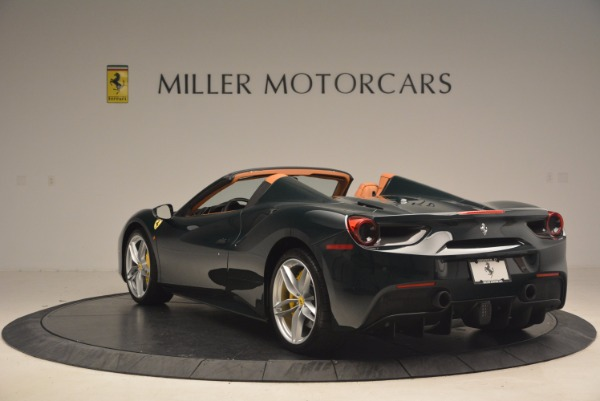 Used 2016 Ferrari 488 Spider for sale Sold at Aston Martin of Greenwich in Greenwich CT 06830 5