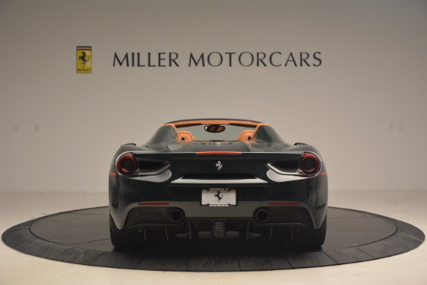 Used 2016 Ferrari 488 Spider for sale Sold at Aston Martin of Greenwich in Greenwich CT 06830 6