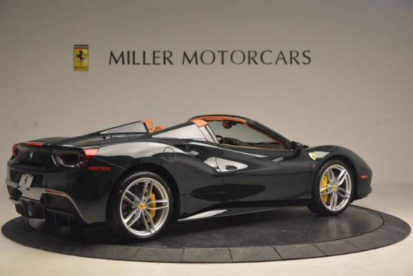 Used 2016 Ferrari 488 Spider for sale Sold at Aston Martin of Greenwich in Greenwich CT 06830 8