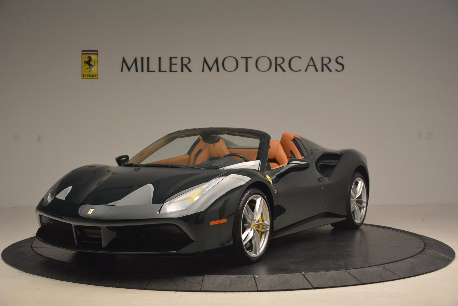 Used 2016 Ferrari 488 Spider for sale Sold at Aston Martin of Greenwich in Greenwich CT 06830 1